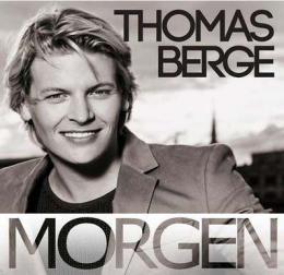 'Morgen' DE nieuwe single van Thomas Berge