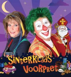 Clown Jopie & Tante Angelique Sinterklaas Voorpret - Sintshow 2014