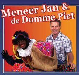 Meneer Jan en de Domme Piet - Sinterklaasprogramma 2014