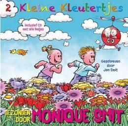 2 Kleine kleutertjes - bijzonder project Jan en Monique Smit