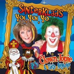 Nieuwe Sinterklaashit Clown Jopie en Tante Angelique