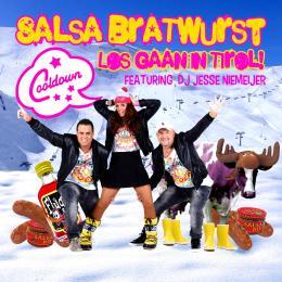 Salsa Bratwurst is de nieuwe Single van Cooldown Café