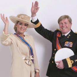 Look a Like Koning Willem Alexander en Koningin Maxima