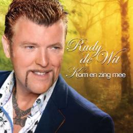 """Rudy de Wit zet succeskoers voort met nieuwe single """"Kom en zing mee"""""""