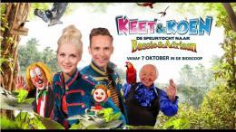 Bijna in première nieuwe film Keet & Koen en de speurtocht naar Bassie & Adriaan