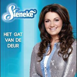 Nieuwe single voor Sieneke - Het gat van de deur