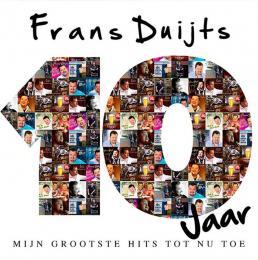 Frans Duijts viert 10-jarig jubileum met nieuwe single en album