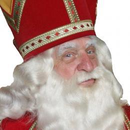 Verhuur Prachtige Sinterklaas Kostuums