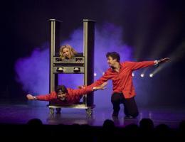 Magic Unlimited - Maakt shows op Maat! - Bekende Artiesten.nl