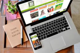 De site van JB Productions is geheel vernieuwd! - Bekende Artiesten.nl