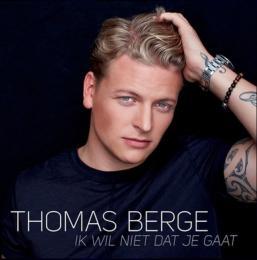 Nieuwe Single voor Thomas Berge - Bekende Artiesten.nl
