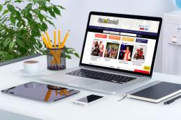 De site van SintenKerst.NL is compleet vernieuwd! - Bekende Artiesten.nl