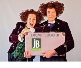 Bertus & Jaapie verhuizen naar Artiestenbureau JB Productions - Jeugdshows.nl