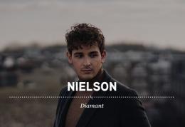 Nielson is terug met een nieuwe Single - Diamant - Bekende Artiesten.nl
