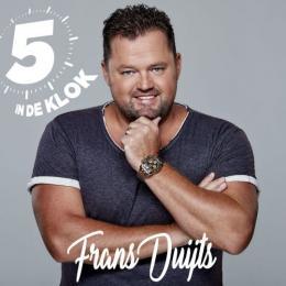 5 In de Klok - Nieuwe Single voor zanger Frans Duijts - Bekende Artiesten.nl