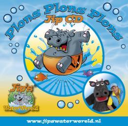 P L O N S : De kinderformule Jip's WaterWereld en Jeroen lanceren landelijk hun eerste cd!