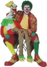 Carnavalshit voor Clown Jopie