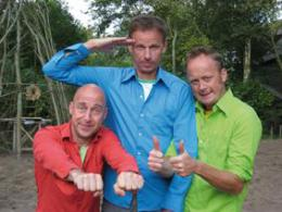 One Two Trio brengt jubileumsingle uit: