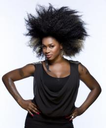 Nathalie Makoma door in Britain's Got Talent