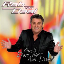 """""""Kan ik daar wat aan doen"""" is de nieuwe single van Rob van Daal."""