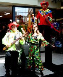 Los del Sol Tropische Mobiele Muziek voor al uw zomerevenementen