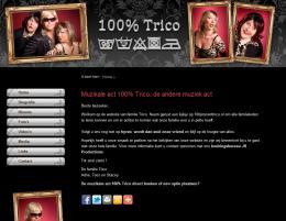 Nieuw en Exclusief bij JB Productions : 100 % Trico