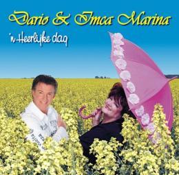Dario & Imca Marina nemen samen single op.