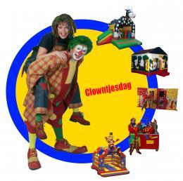 Onze Clowntjesdag In één keer een compleet gezellig evenement geregeld!