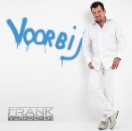 Nieuwe single Frank Verkooyen 'Voorbij'.