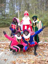 Sinterklaas is weer in Nederland