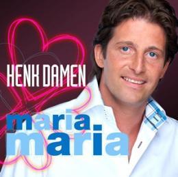 """Niewe single van Henk Damen: """"Maria Maria"""""""