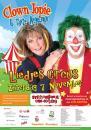 Voorverkoop gestart Liedjes Circus met Clown Jopie & Tante Angelique - Goochelshows.nl