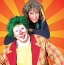 Clown Jopie 25 jaar in het vak als artiest. - clownshow.nl