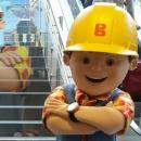 Vanaf nu te boeken Bob de Bouwer in nieuw kostuum - Kindershows.nl