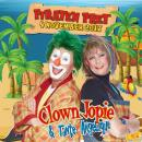 "Clown Jopie & Tante Angelique ""Piraten Pret"" - Kindershows.nl"