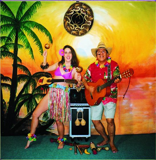 Los del Sol - Hawaiiaanse Mobiele Muziek boeken of inhuren? | JB Productions