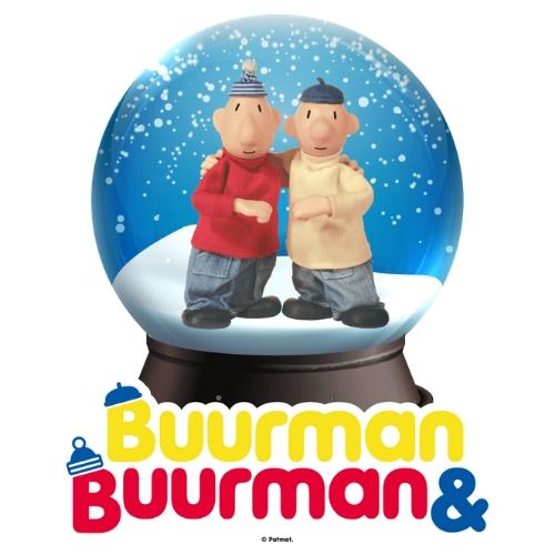 Snowglobe met Buurman & Buurman boeken of inhuren?   SintenKerst