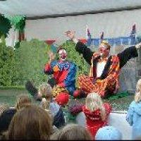 Clown Jibbe & Clown Chocho : De Rommeltent
