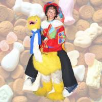 Gerritje Grijpgraag & de Beesten Zwarte Piet