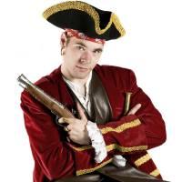 Ballonnenartiest Sjaak de Piraat