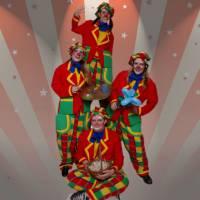 Het Te Gekke Clowns Team
