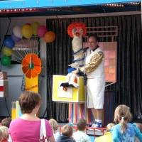 De Lachen is Okee Show - Kinder Roadshow