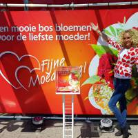 Winkelcentrum Actie - Bloemen voor ...