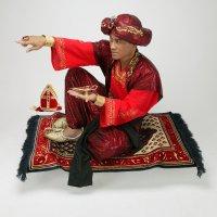 Aladdin en de verdwenen mijter - Sinterklaasshow