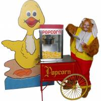 Paashazen Popcornstand