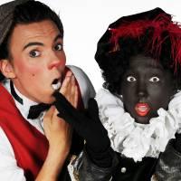 Clown Pascalino en Boekpiet
