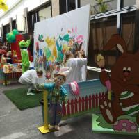 Kunst 4 Kids met Paastekening