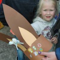 Kids Workshop Paashaas Mutsen Knutselen