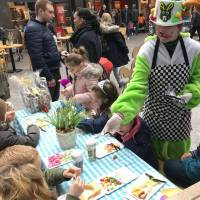 Kids Workshop Paas Cake versieren