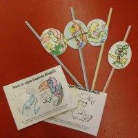 Kids Workshop Rietjes Versieren
